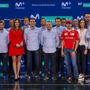 """Presentación del Nuevo Programa """"Formula Uno"""" de Movistar + ©  Alberto R. Roldan / Movistar + 16 03 2017"""